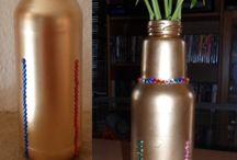 Vases / Vases that I made.