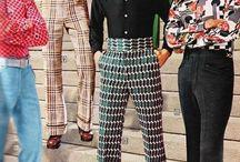 70's mens inspirations