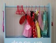 Fancy Dress Storage