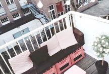 Zivot na balkone