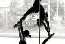 Pole Dancing Doubles / Pole dancing doubles inspiration
