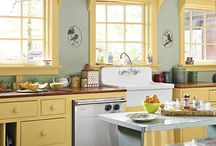 Home: Kitchens / by LaElyse