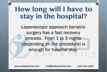 Frequently Asked Questions / Bariatric surgery Frequently Asked Questions and Answers