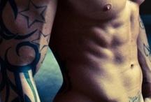 Tattooed men  / by Tanya Freeman