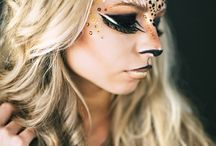 Cats and lions- makeup