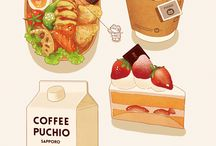 Anime Food / Here you go a board full in pins about anime food!