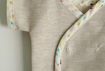DIY costura baby & kinder