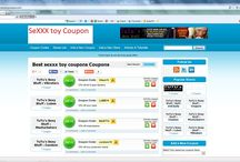 Sex Toy Coupon / Coupons and Deals on Sex toys and adult noveltys