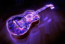 Guitars & Music / by Gracie Serrano