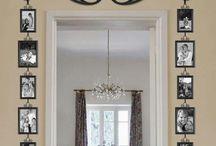 Door frame ideas