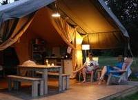 Vakantie op de camping
