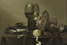 De Gouden Eeuw in De Nederlanden ~ Willem Claesz. Heda