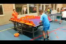 table tennis equipment
