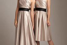 Wedding Fashion - Bridesmaids / by Allison Kline