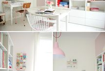 Home | Workspace / Decoración oficinas en casa