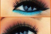 Smokey Eyes / Eye Makeup Ideas