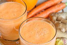 Bevande, smoothie e centrifugati