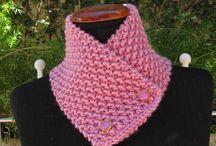 woolen scarfs
