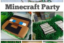 Kylan's 10th Birthday Party Ideas