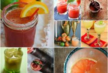 Booze Booze Booze / Collection of drink recipes. Of the boozy variety.