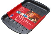 Pro Bake™ / Pro Bake™ is made from professional quality steel with the  Teflon® non-stick surface.