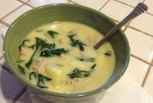 Soups - Stews - Chilis