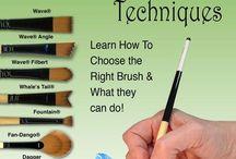Brush Techniques