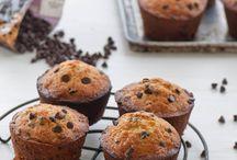 Chocolate chips muffins / Muffins