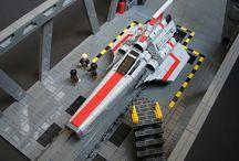 galactica hangar