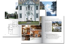 Catalog of Homes / Connor Homes has been mill-building New Old Homes since 1969. Our new Catalog of Homes contains over 150 pages of photos and floor plans. Congratulations to Ann M. who won our Catalog in May!