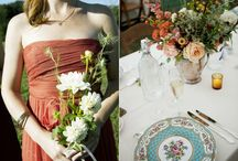 rustic wedding ideas / by Allie Bennett