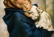 São José e Nossa Senhora