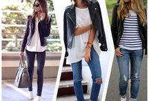Combinar ropa mujer