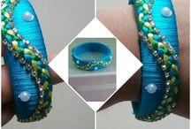 Silk banglez