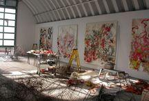 textile art studio