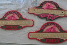 Mural Painting-Signs / Custom painted mural- signs for both commercial and residential clients