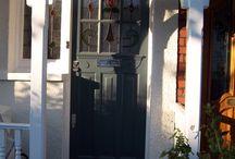 1930s front doors