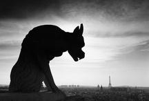 Gargoyles / by Cat Arlein