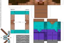Minecraft / by Kelly Schmidt