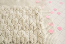 embroidery & knitting I ♥ / by Ana from PinkNounou