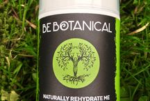 Be Botanical Vegan Organic Body & Hair Care