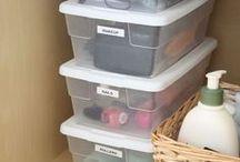 como organizar uma casa