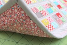 create: quilts / by Jeanine Miller