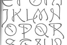 Шрифты в стиле арт-деко