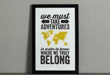 Wanderlust / Traveling makes me come alive!