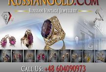 Soviet jewelry