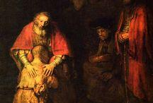 A tékozló fiú / Gyerek, Testvér, Apa
