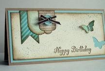 Tarjetas cumpleaños