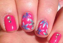 Amazing nail art for all nail shapes