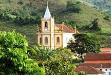 LANDSCAPES OF CONCEICAO beautiful, MINAS, BRAZIL / PAISAJES DE CONCEICAO hermosa, MINAS, BRASIL